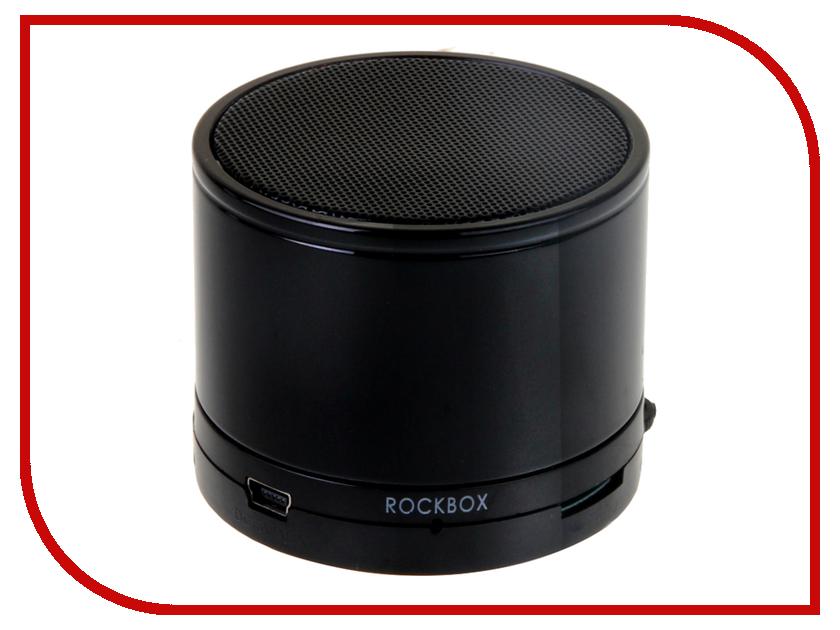 Колонка RockBox Round Glossy Black 47248<br>