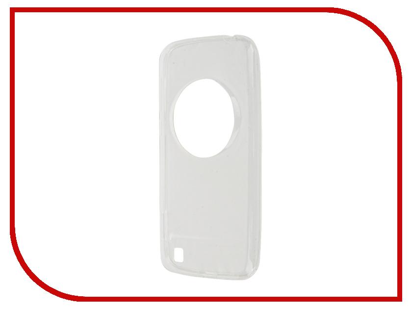 Аксессуар Чехол ASUS ZenFone Zoom ZX550/551ML Gecko White S-G-ASZEZOOM-WH<br>