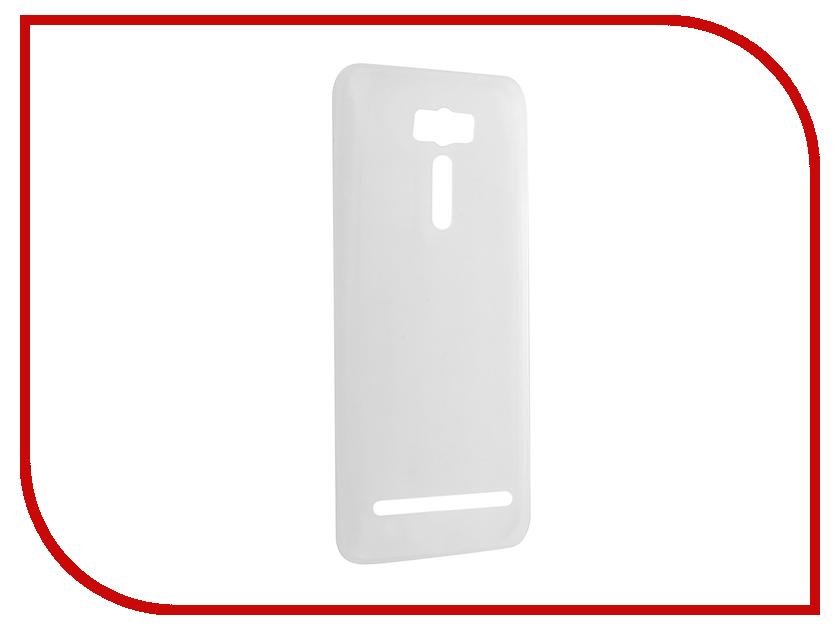Аксессуар Чехол для ASUS ZenFone 2 Laser ZE601KL Gecko White S-G-ASZE601KL-WH / GG-F-ASZE601-WH