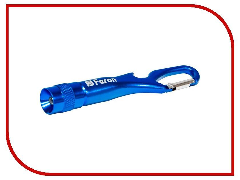 Фонарь Feron TL031 Blue фонарь feron 6214 11078