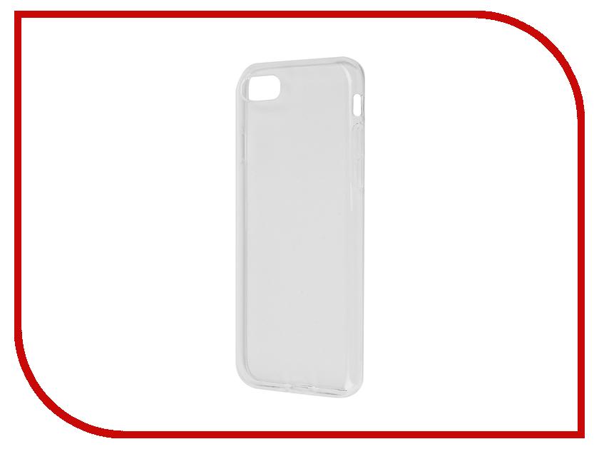 Аксессуар Чехол-накладка Gecko для iPhone 7 White S-G-IP7-WH<br>