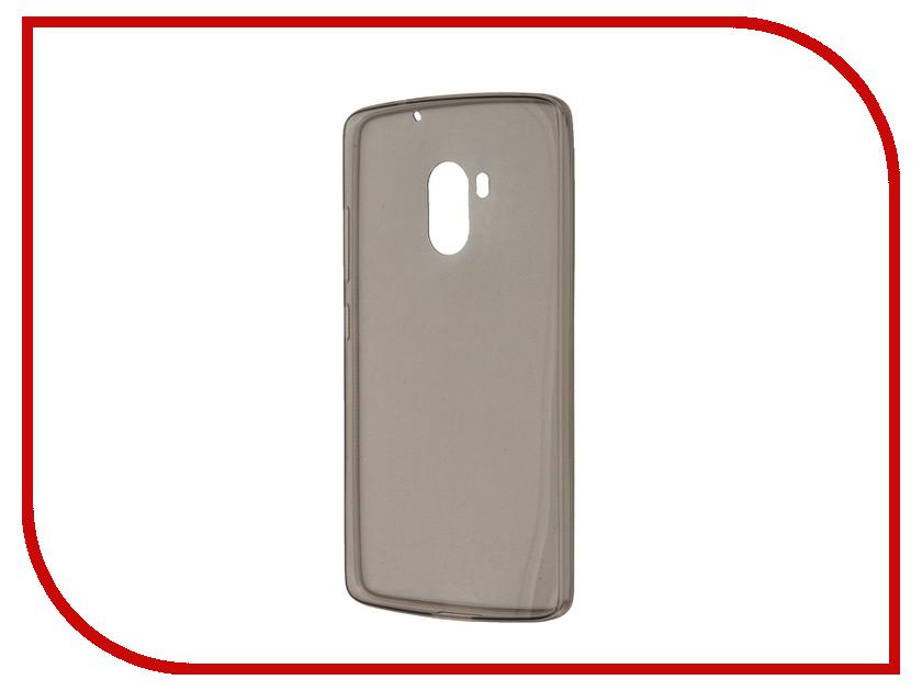 Чехол-накладка Gecko for Samsung Galaxy J3 J320 2016 силиконовый Transparent Black S-G-SGJ3-2016-BL