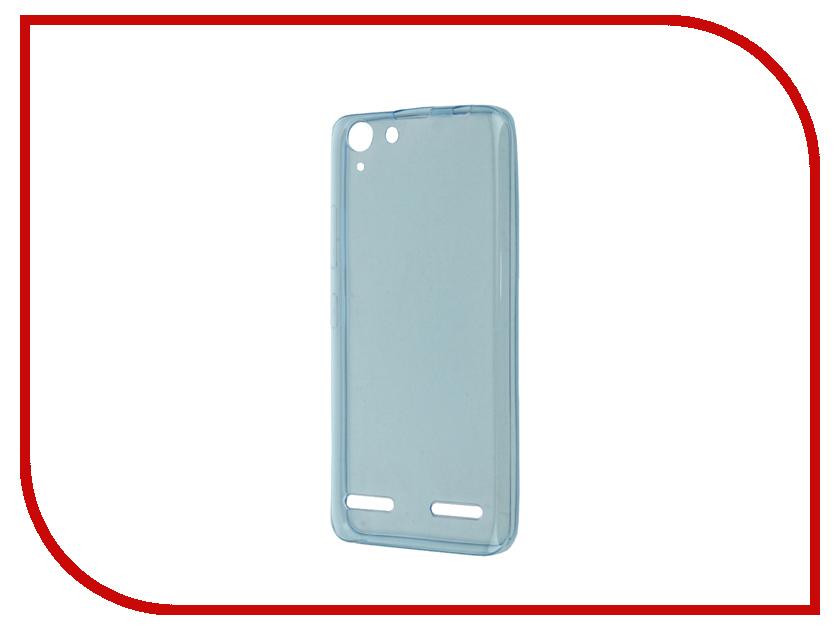 Аксессуар Чехол-накладка Lenovo Vibe K5/K5 Pro A6020 Gecko Blue S-G-LENK5-BLU<br>