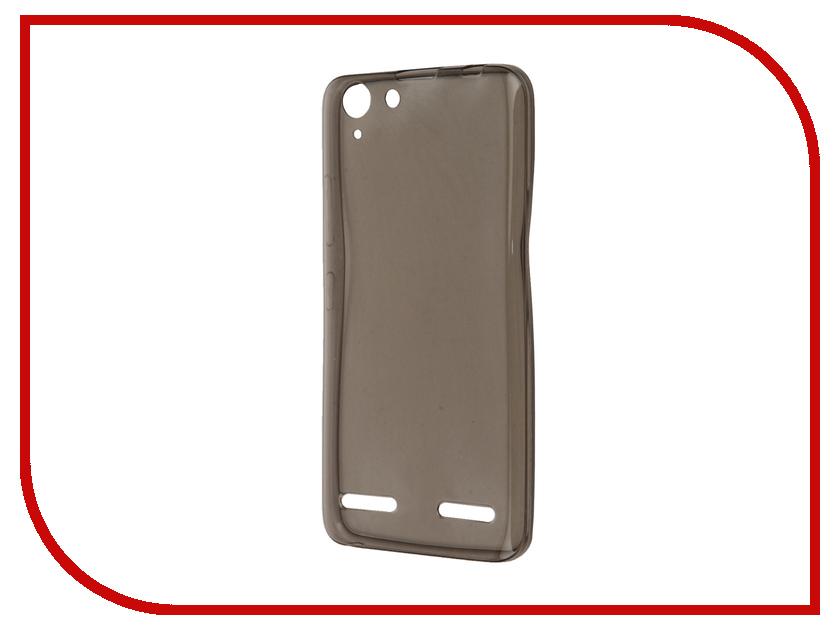 Аксессуар Чехол-накладка Lenovo Vibe K5/K5 Pro A6020 Gecko Black S-G-LENK5-BL lenovo phab 2 pro