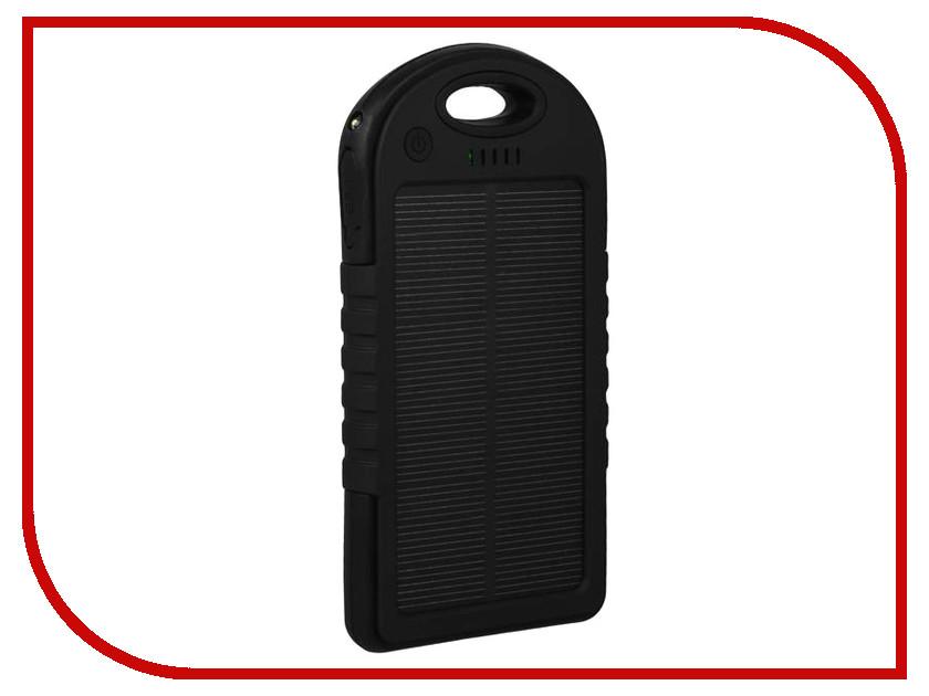 Аккумулятор Solar ES-500 5000mAh Black аккумулятор globusgps gl pb2 5000mah black green