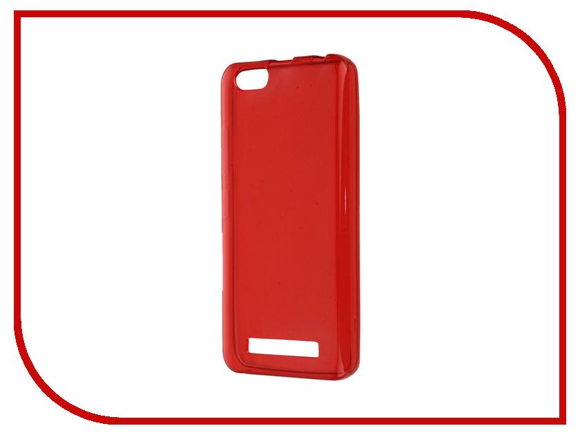 Аксессуар Чехол-накладка Lenovo Vibe C A2020 Gecko Red S-G-LENVIBEC-RED<br>