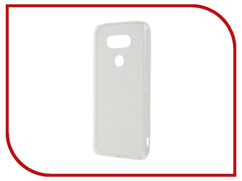 Аксессуар Чехол-накладка LG G5 H840/G5 SE H845 Gecko White S-G-LGG5-WH<br>