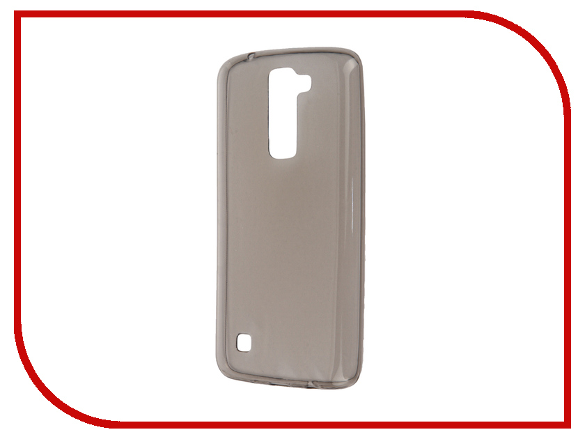 Аксессуар Чехол-накладка LG K7 X210ds Gecko Black S-G-LGK7-BL цена