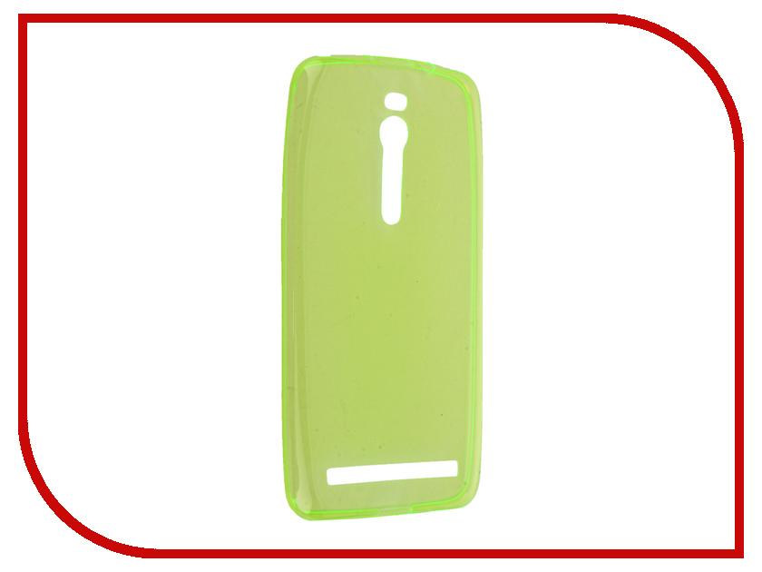 Аксессуар Чехол ASUS ZenFone 2 ZE550ML/ZE551ML Gecko Green S-G-ASZE550ML/551ML-GR<br>