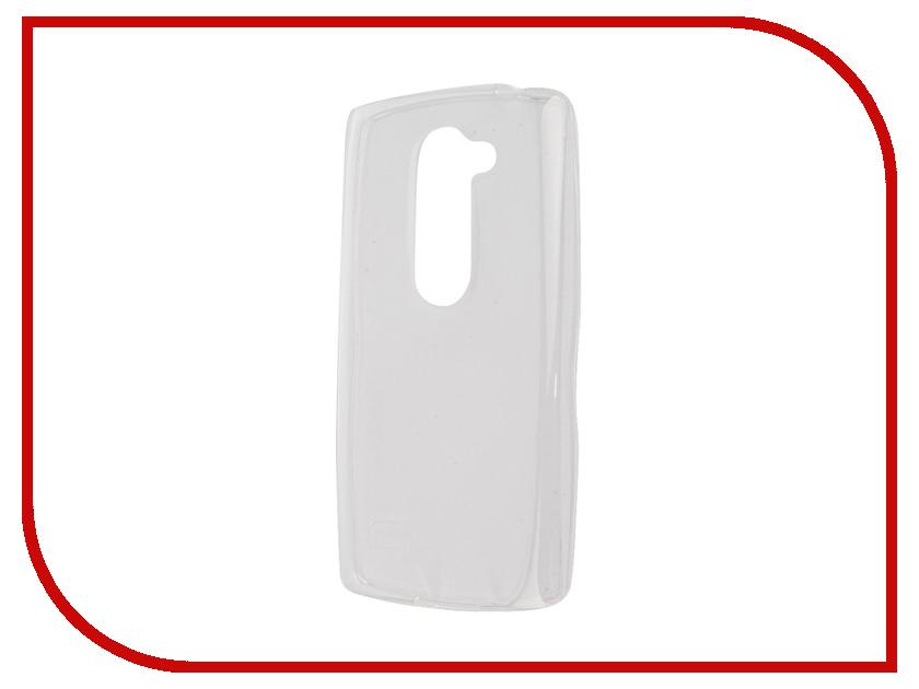 Аксессуар Чехол-накладка LG Leon H324/H340 Gecko White S-G-LGH324-WH<br>