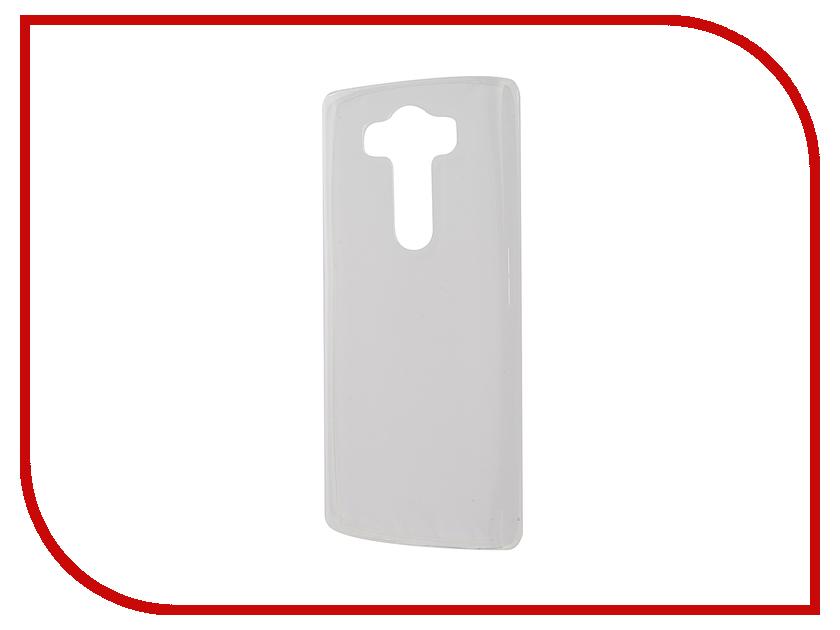 Аксессуар Чехол-накладка LG V10 H961S Gecko White S-G-LGV10-WH<br>