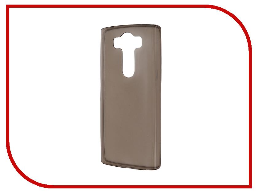 Аксессуар Чехол-накладка LG V10 H961S Gecko Black S-G-LGV10-BL<br>