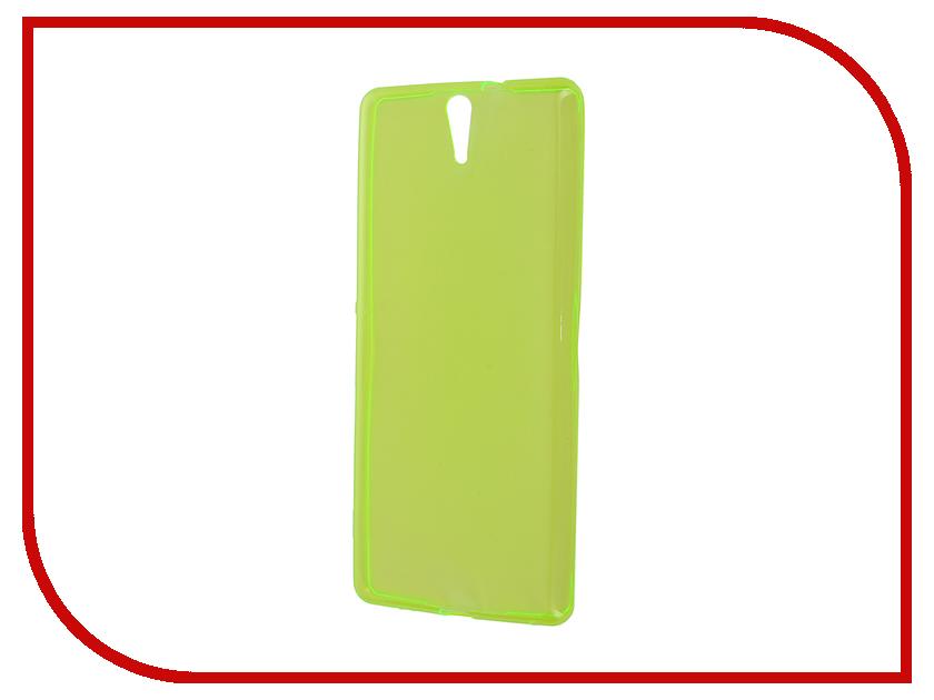 Аксессуар Чехол-накладка Sony Xperia C5 Ultra Dual E5533 Gecko Green S-G-SONC5ULTRA-GR<br>
