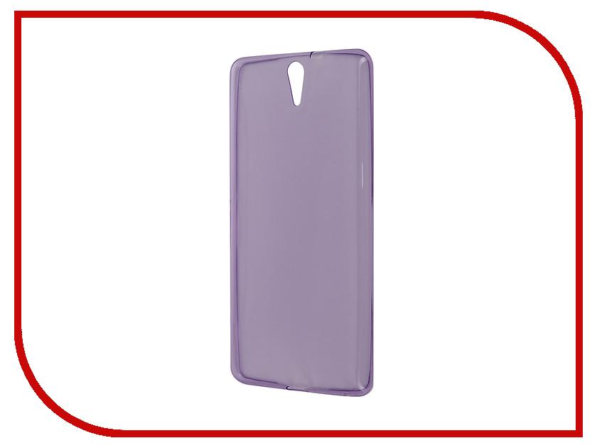 Аксессуар Чехол-накладка Sony Xperia C5 Ultra Dual E5533 Gecko Violet S-G-SONC5ULTRA-VIO<br>