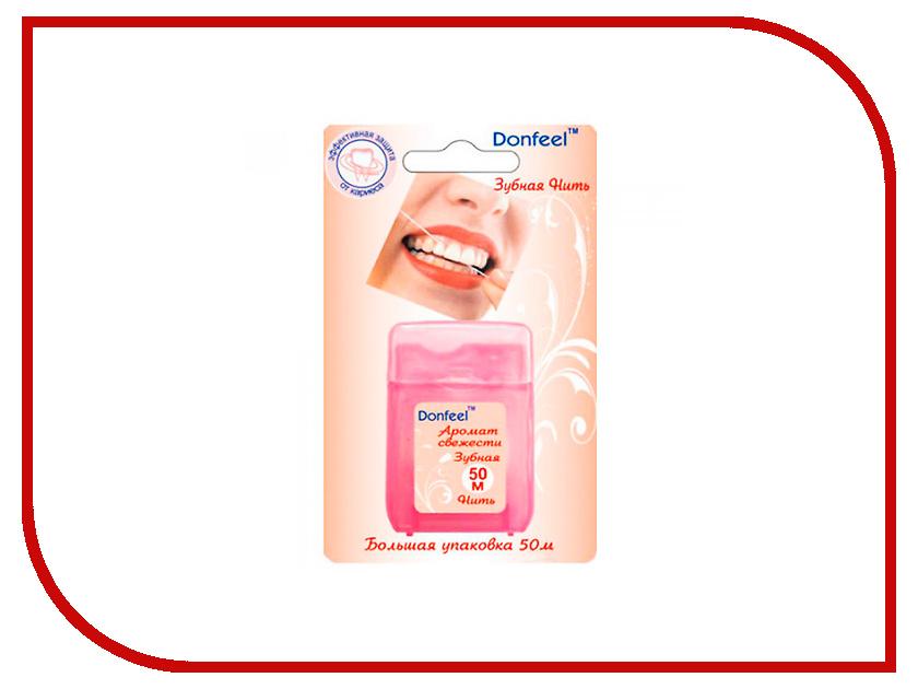 Donfeel Аромат свежести UF-623 Зубная нить