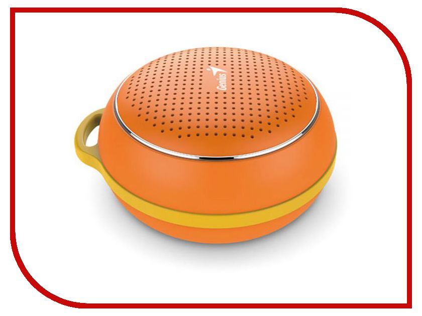 Колонка Genius SP-906BT Orange