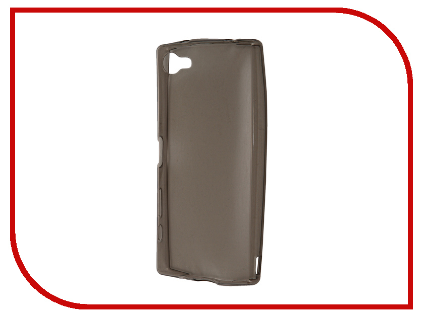 Аксессуар Чехол-накладка Sony Xperia Z5 Compact Gecko Black S-G-SONZ5MINI-BL<br>