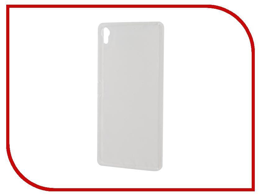 Аксессуар Чехол-накладка Sony Xperia Z5 Premium Gecko White S-G-SONZ5PR-WH