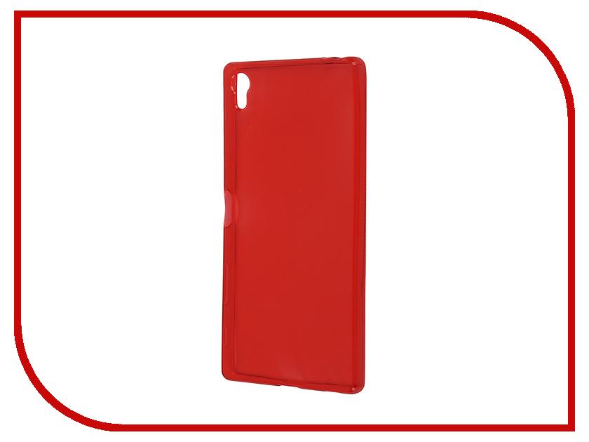 Аксессуар Чехол-накладка Sony Xperia Z5 Premium Gecko Red S-G-SONZ5PR-RED<br>