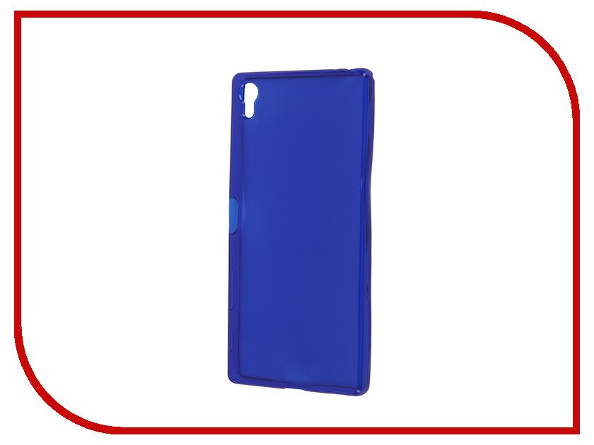 Аксессуар Чехол-накладка Sony Xperia Z5 Premium Gecko Blue S-G-SONZ5PR-DBLU<br>