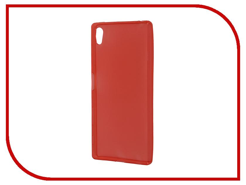 Аксессуар Чехол-накладка Sony Xperia Z5/Z5 Dual E6653/E6683 Gecko Red S-G-SONZ5-RED аксессуар чехол накладка sony xperia z5 compact gecko black s g sonz5mini bl