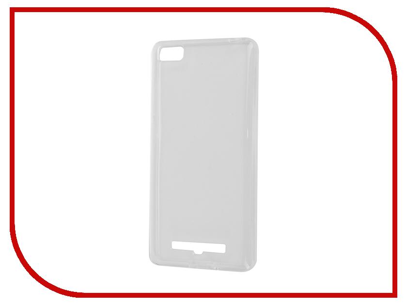 Аксессуар Чехол-накладка Xiaomi Mi4i / Mi4c Gecko White S-G-XIMI4I-WH<br>