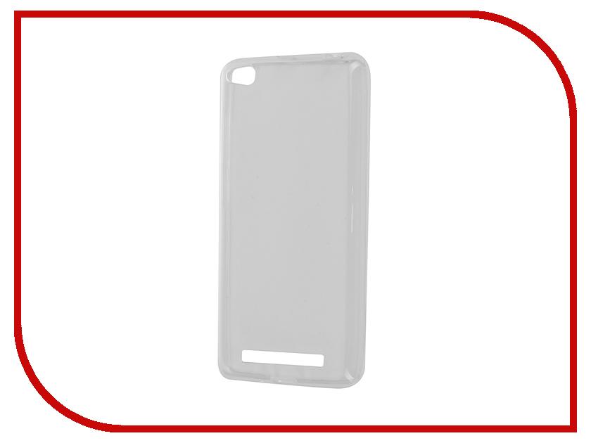 Аксессуар Чехол-накладка Xiaomi Redmi 3 / 3 Pro Gecko White S-G-XIRM3-WH<br>