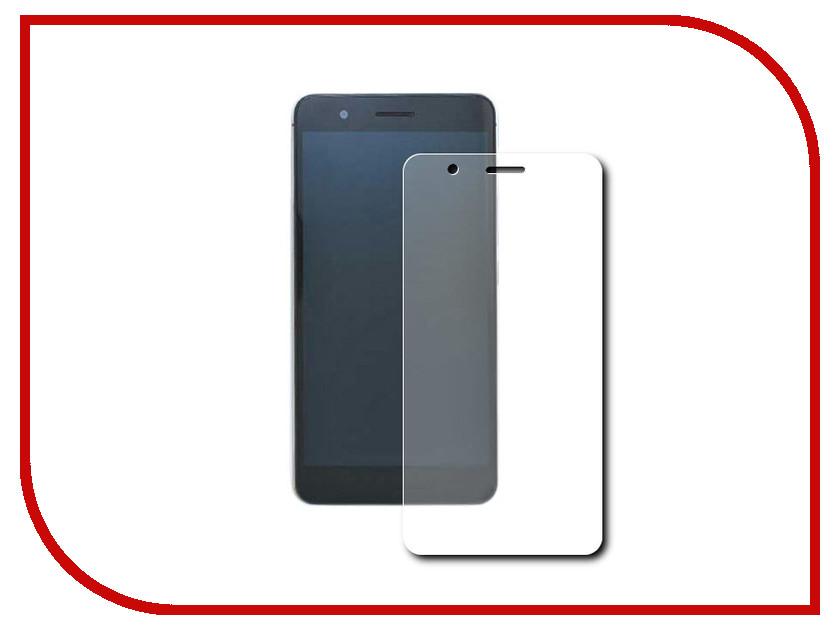 Аксессуар Чехол Huawei Honor 5X Cojess Ultra Slim Экокожа Флотер Black