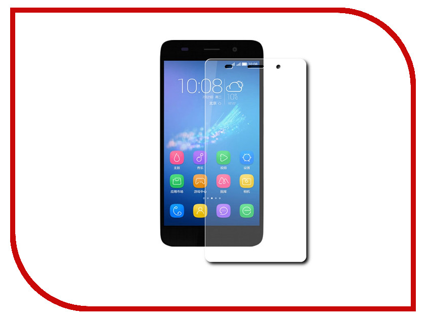 Аксессуар Защитное стекло Huawei Honor 4A Gecko 0.26mm ZS26-GHUAH4A аксессуар защитное стекло huawei y7 prime gecko 0 26mm zs26 ghuay7