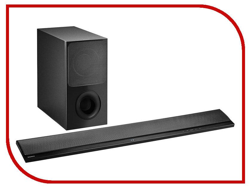 Звуковая панель Sony HT-CT390 звуковая панель sony ht mt500 черный [htmt500 ru3]