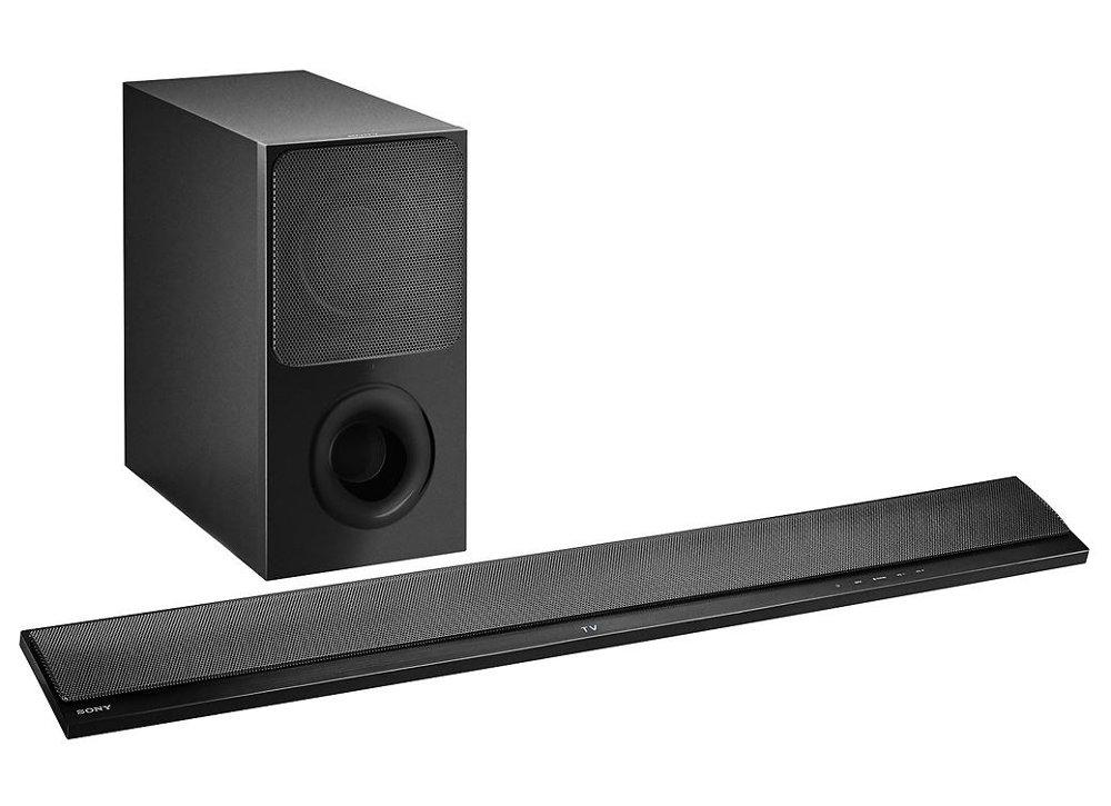 Звуковая панель Sony HT-CT390