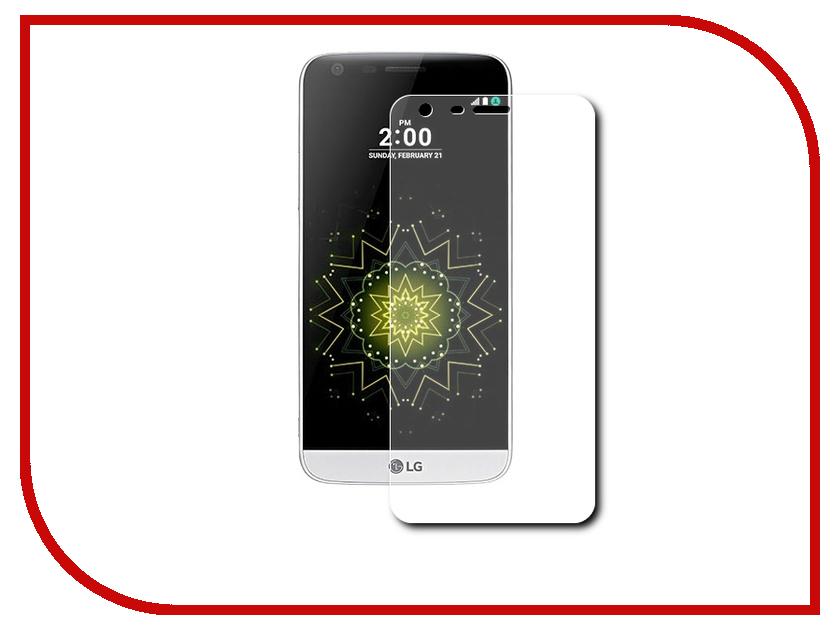 Аксессуар Защитное стекло LG G5 H845 Gecko 0.26mm ZS26-GLGG5<br>