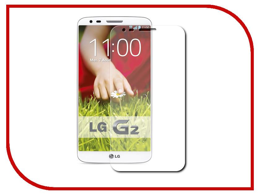 Аксессуар Защитное стекло LG G2 Gecko 0.26mm ZS26-GLGG2