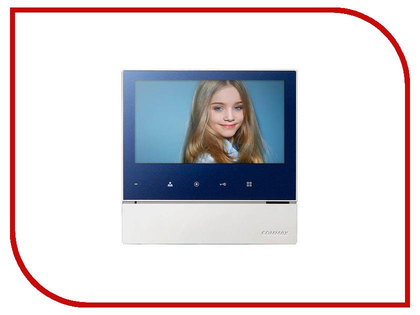 Видеодомофон Commax CDV-70H2 Blue тест полоски ansett cdv anigen