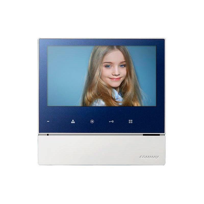 Видеодомофон Commax CDV-70H2 Blue