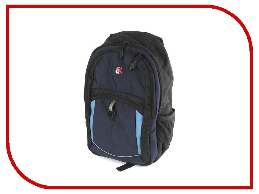 Рюкзак Wenger Blue-Black-Turquoise 3191203408