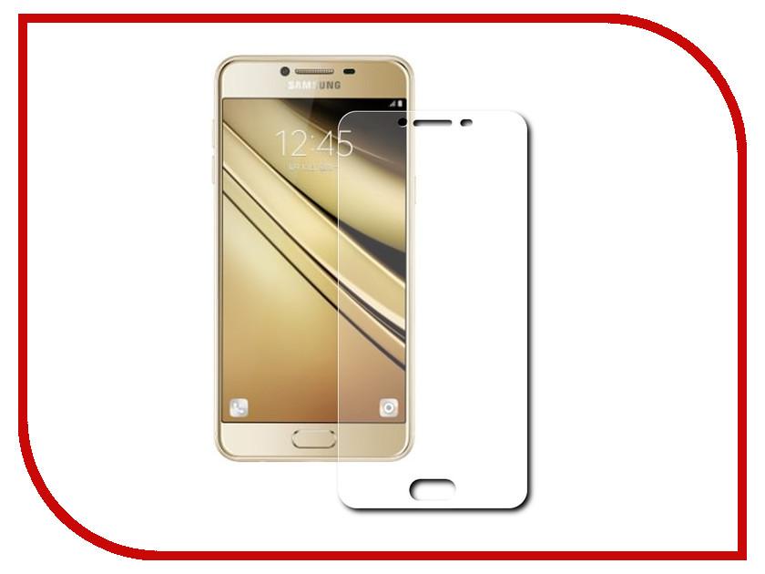 Аксессуар Защитное стекло Samsung Galaxy C5 2016 Gecko 0.26mm ZS26-GSGC5<br>