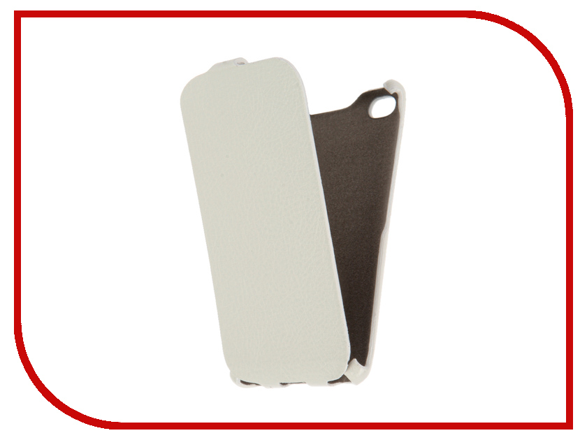 Аксессуар Чехол Xiaomi Mi4c Cojess Ultra Slim White