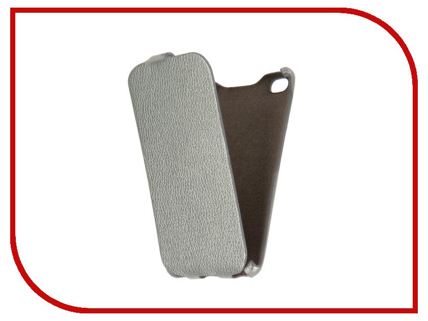 Аксессуар Чехол Xiaomi Mi4c Cojess Ultra Slim Silver<br>