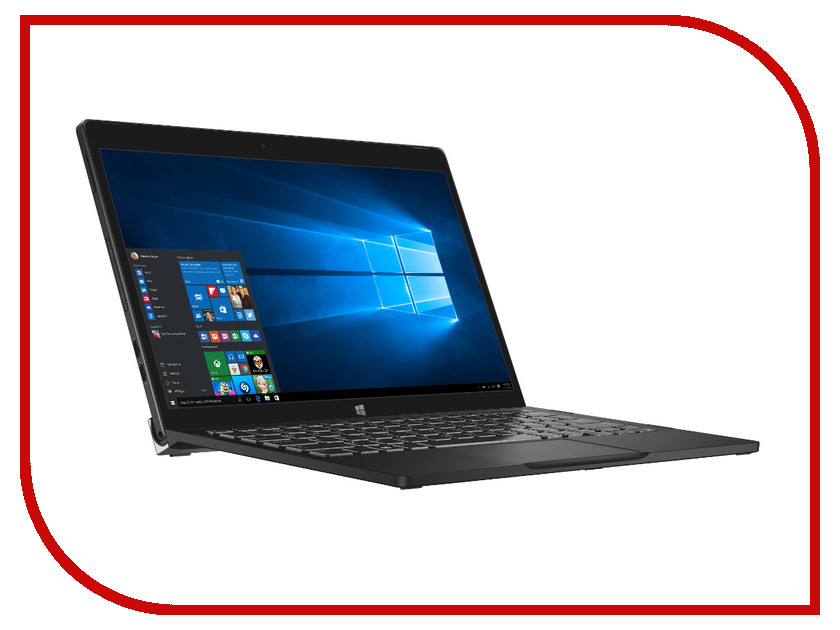 ������� Dell XPS 12 Black 9250-5476 (Intel Core M7-6Y75 1.2 GHz/8192Mb/512Gb SSD/No ODD/Intel HD Graphics/Wi-Fi/Cam/12.5/3840x2160/Touchscreen/Windows 10 64-bit)
