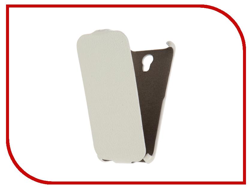Аксессуар Чехол Xiaomi Mi4 Cojess Ultra Slim White<br>