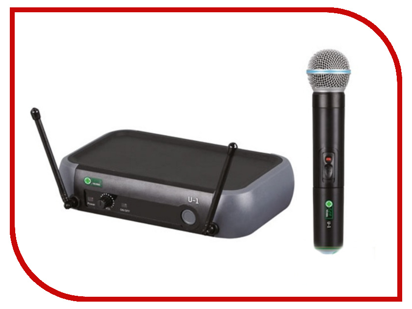 Радиомикрофон Eco by Volta U-1 (614.15)<br>