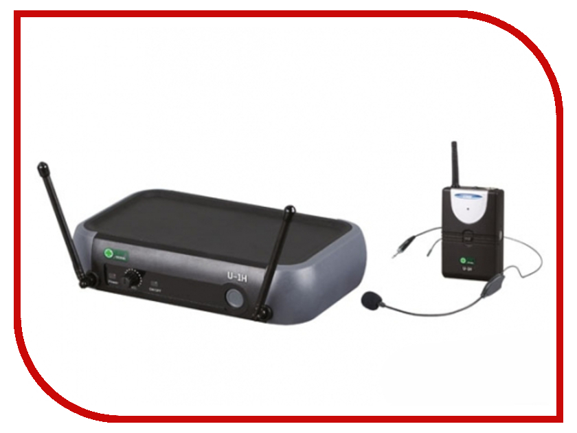 Радиосистема Eco by Volta U-1H (622.665) volta sw 380