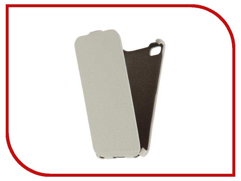 Аксессуар Чехол Xiaomi Mi4i Cojess Ultra Slim White