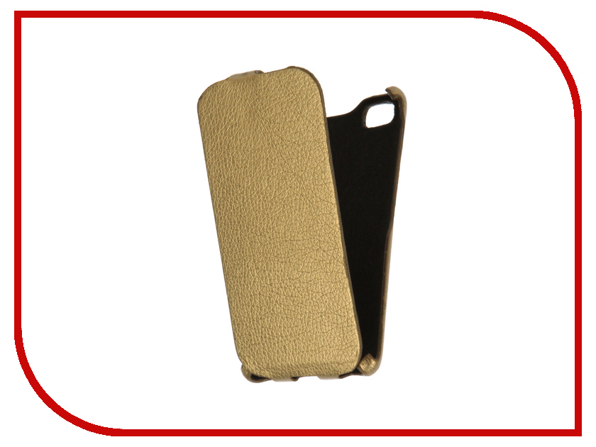 Аксессуар Чехол Xiaomi Mi4i Cojess Ultra Slim Gold<br>