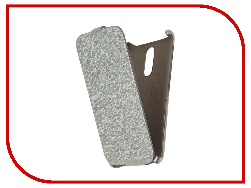 ��������� ����� Xiaomi Redmi Note 3 Cojess Ultra Slim Silver