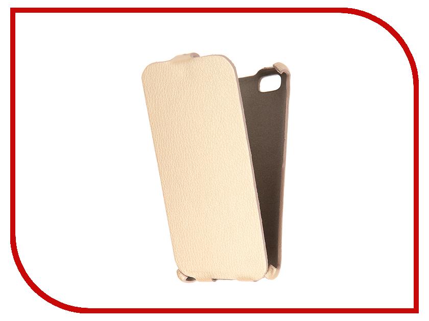 Аксессуар Чехол Xiaomi Mi4c Cojess Ultra Slim Beige<br>