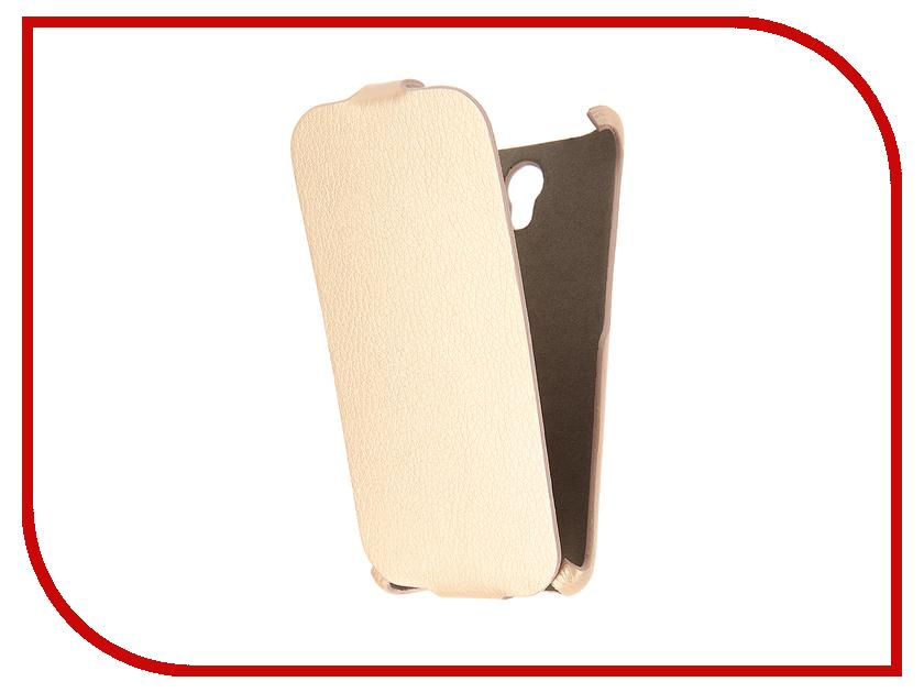 Аксессуар Чехол Xiaomi Mi4 Cojess Ultra Slim Beige