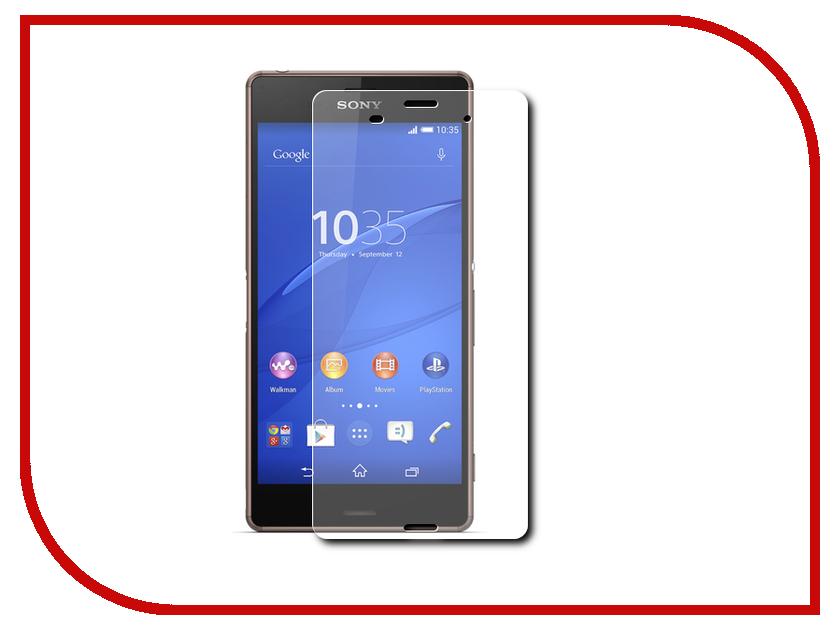 Аксессуар Защитная пленка Sony Xperia Z3 Tablet Compact BROSCO матовая TABZ3C-SP-02-F-MAT