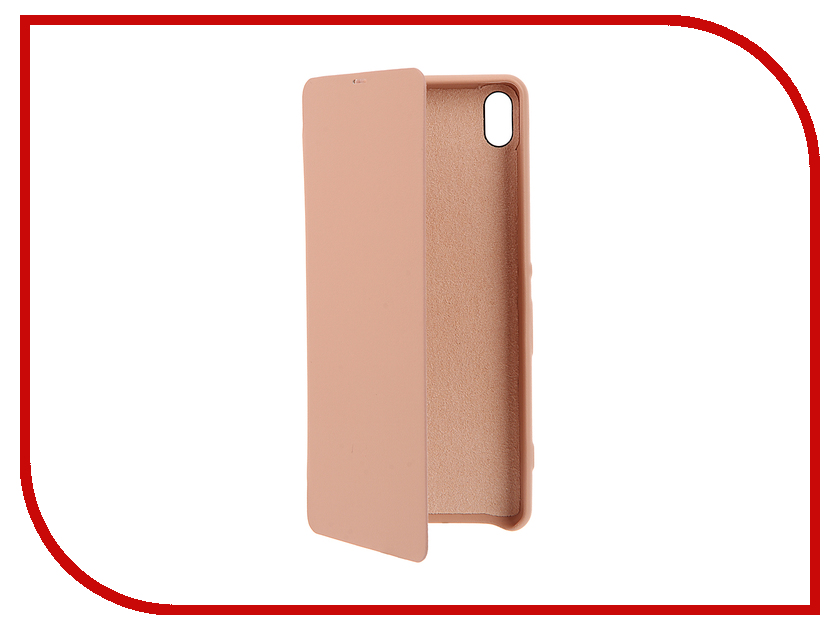 Аксессуар Чехол Sony Xperia XA SCR54 Rose Gold<br>